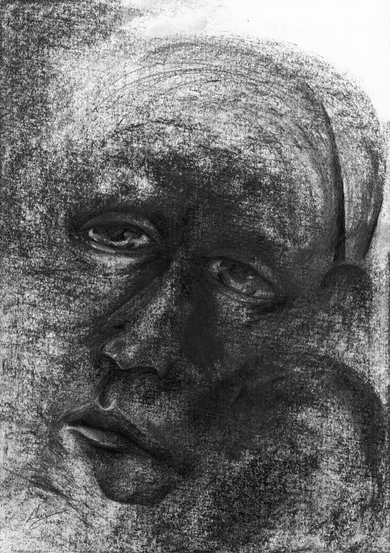 Graphite on paper, 2013. © Kyriakos Papageorgiou